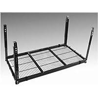 Originele Plafondrek Storewonder© Planken Garage, Metalen plank systeem nu Eenvoudig Opslag. Maak 'Gebruik om waarde te…