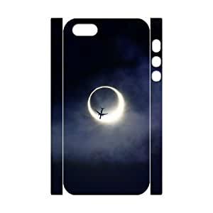 3D Funny Saying Annular Eclipse For HTC One M8 Phone Case Cover Cheap for Boys, For HTC One M8 Phone Case Cover Cheap [White]