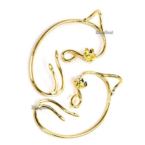 Beauty Belle Ear Cuffs - Beast Emma Watson Earrings Jewelry Merchandise Gifts Girls Women -