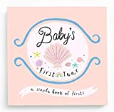 Baby Books First Year Memory Book - Little Beach Babe Memory Book