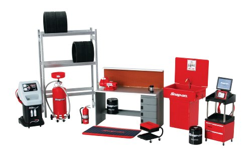 snap on garage series 1 18 scale shop essentials import. Black Bedroom Furniture Sets. Home Design Ideas