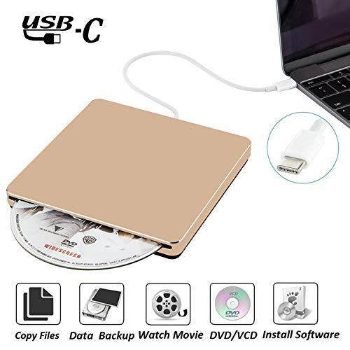 External DVD CD Drive NOLYTH USB C Superdrive External DVD C
