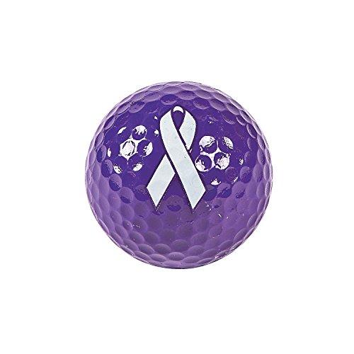 Fun Express - Purple Ribbon Golf Balls - Toys - Balls - Misc Balls - 12 Pieces]()