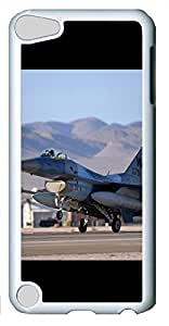 iPod Touch 5 Cases & Covers - Fighter Jets 3 Custom PC Soft Case Cover Protector for iPod Touch 5 - White