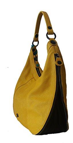 GABS Yellow Women's Women's Bag yellow Yellow yellow Shoulder GABS Shoulder Bag 16x1Pq4fU