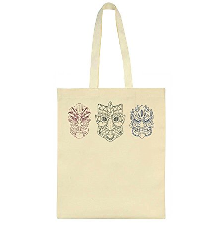 Three Cool African Tribal Masks Bag Tote Bag Masks Three Three Tote Tribal African Cool Cool a0w4wIxF