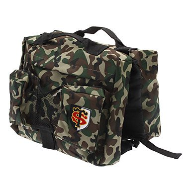 Quick shopping Camouflage Pattern Backpack for Dogs