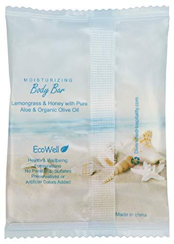 Aqua Organics Bar Soap, Travel Size Beach Hotel Amenities, 1 oz (Case of 500) by Aqua Organics (Image #2)
