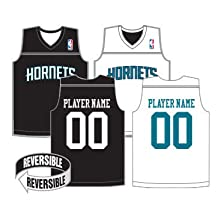 NBA Reversible Jerseys (CUSTOM or Blank Back) Officially Licensed Alleson Replicas (All 30 NBA Teams, 7 Youth/Adult Sizes)