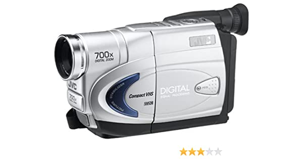 Amazon Com Jvc Grax890 Vhs C Camcorder W 16x Optical Zoom Camera Photo