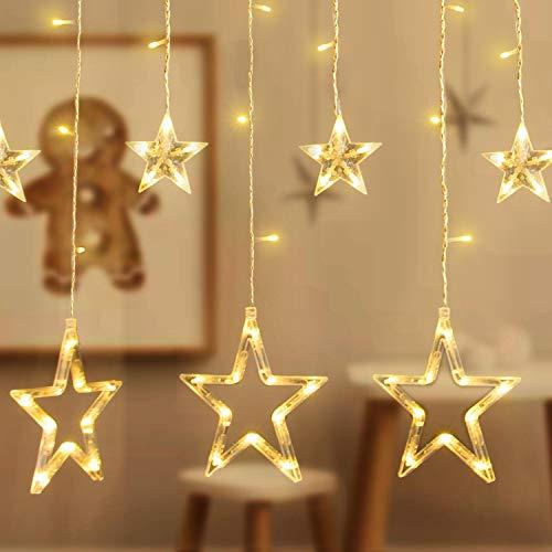 Led Star Window Lights