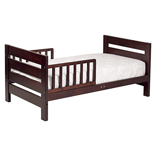 Furniture Sleigh Toddler Bed - 8