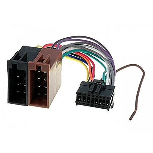 Sound-way Pioneer Cable ISO Connector Car Radio - 16 Pin: