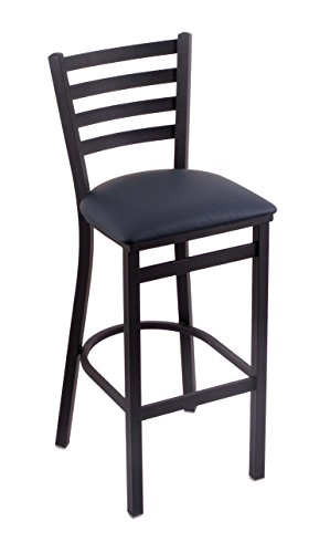 41EE6MbY9NL - Holland-Bar-Stool-Co-400-Jackie-25-Counter-Stool-with-Black-Wrinkle-Finish-Allante-Dark-Blue