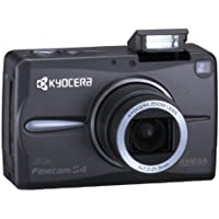 Kyocera Finecam S4 4MP Digital Camera w 3x Optical Zoom Benefits Review Image