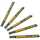 Black+Decker X27035-XJ - Conjunto de 5 hojas para corte en madera. Aplicaciones especiales.