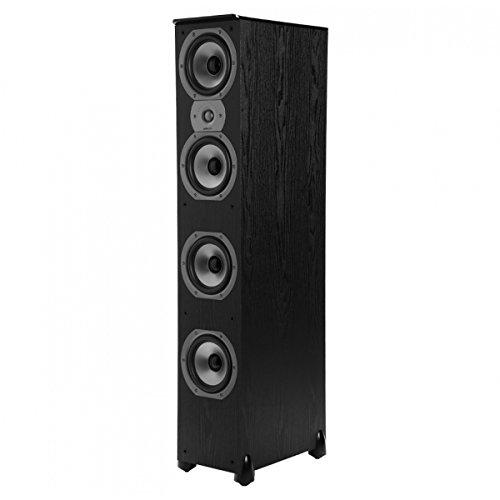 Polk Audio TSi500 Floorstanding Speaker (Single, Black) by Polk Audio