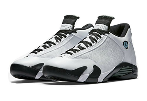 Air Jordan 14 Oxidized Green Retro (8)