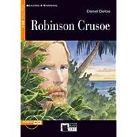 Robinson Crusoe+cd [Lingua inglese]