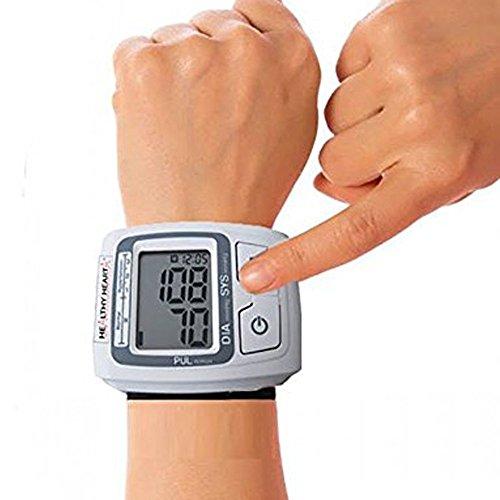 Dual Memory Blood Pressure Monitor - 4