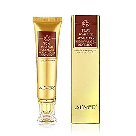 Buy Aliver Tcm Scar Removal Cream Acne Treatment Acn Control Acne