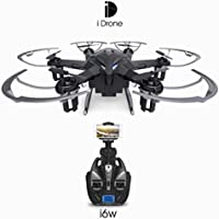 Drone with Camera, DORIC Quadcopter UAV Mini Drone - 0.3MP WiFi FPV - 2.4GHz - 6 Axis gyro