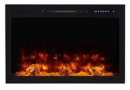Cheap Modern Flames Spectrum Series Built-in Electric Fireplace (SC36-B) 36-Inch Black Friday & Cyber Monday 2019