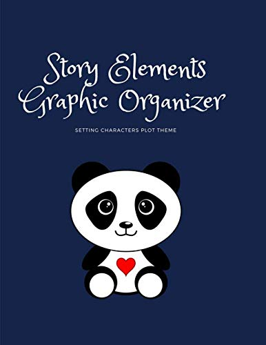 Story Elements Graphic Organizer: Setting Characters Plot Theme (5 Elements Of A Story Graphic Organizer)