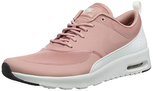 Pink 614 rust Thea Fitness Pink De Max summit Multicolore rust Chaussures Nike Wmns black Femme Air White qfAwSv