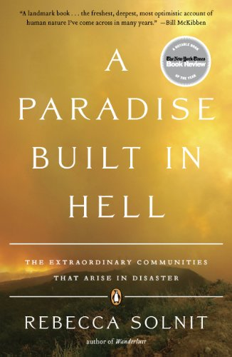 Amazon a paradise built in hell the extraordinary a paradise built in hell the extraordinary communities that arise in disaster by solnit fandeluxe Image collections