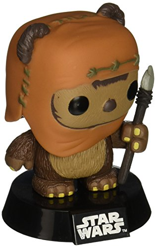 Ewok Toy (Funko POP Star Wars: Wicket Bobble Figure)