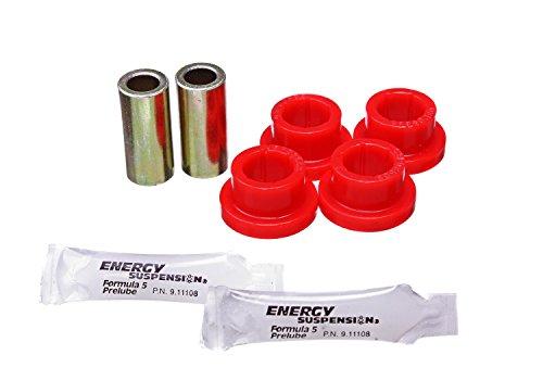 - Energy Suspension 8.7106R Rear Track Arm Bushing Set