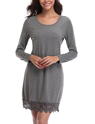 MISS Women Autumn MOLY Dresses Gray Floral A Casual Rompers Office 1 Clearance Line Summer Bohemian for RRrq1x