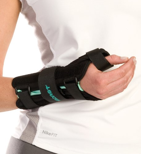 Aircast A2 Wrist Support Brace with Thumb Spica