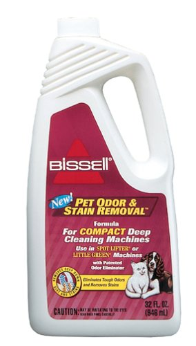 Bissell 799APet Odor and Stain Removal Formula 32oz.