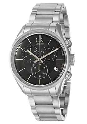 Calvin Klein Masculine Men's Quartz Watch K2H27104