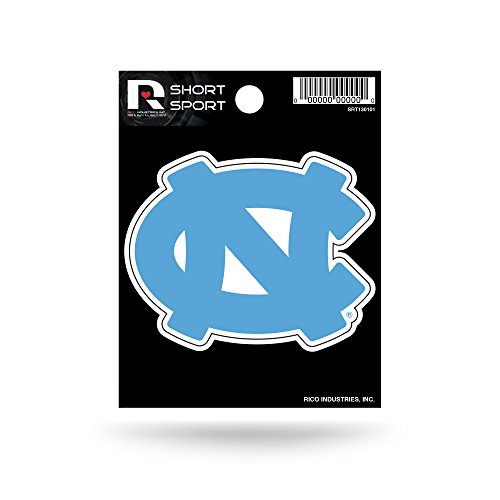 NCAA North Carolina Tar Heels Short Sport Decal