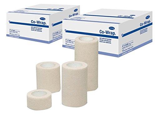 Co-Wrap®, Self-Adherent Bandages, 4