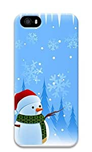 Case For Iphone 4/4S Cover christmas 2 3D Custom Case For Iphone 4/4S Cover