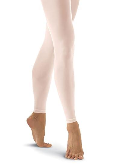 7a206561a Amazon.com  Balera Girls  Footless Dance Tights  Clothing