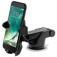 iOttie Easy One Touch 2 Soporte para montaje en automóvil Teléfono universal Compatible con iPhone XS Max R 8/8 Plus 7 7 Plus 6s Plus 6s 6 SE Samsung Galaxy S8 Plus S8 Edge S7 S6 Nota 9