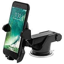 iOttie Easy One Touch 2 Car Mount Holder for iPhone X 8/8s 7 7 Plus 6s Plus 6s 6 SE Samsung Galaxy S8 Plus S8 Edge S7 S6 Note 8 5