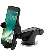 Save on iOttie Easy One Touch 2 Car Mount Universal Phone Holder for iPhone X 8/8 Plus 7 7 Plus 6s Plus 6s 6 SE Samsung Galaxy S9 S9 Plus S8 Plus S8 Edge S7 S6 Note 8 5 and more