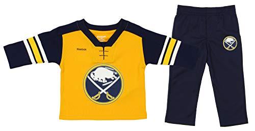 Reebok OuterStuff NHL Infant (12M-24M) Buffalo Sabres MVP Pant Set 577086a28