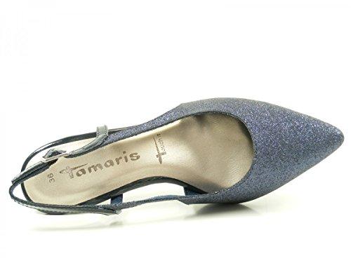 Tamaris 1-29601-28 Sandalias para mujer Blau