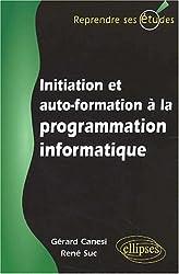 Initiation et autoformation à la programmation informatique