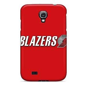 TYcase CCY3861uKdB Case Cover Galaxy S4 Protective Case Nba Portland Trail Blazers 3