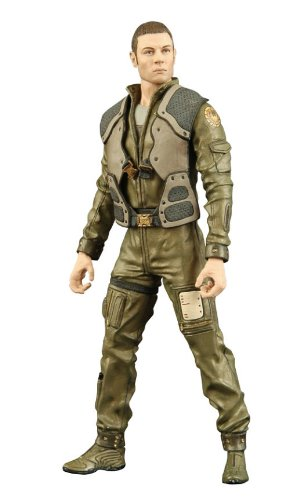 "Battlestar Galactica Diamond Select Toys Series 2 Action Figure Karl ""Helo"" Agathon"