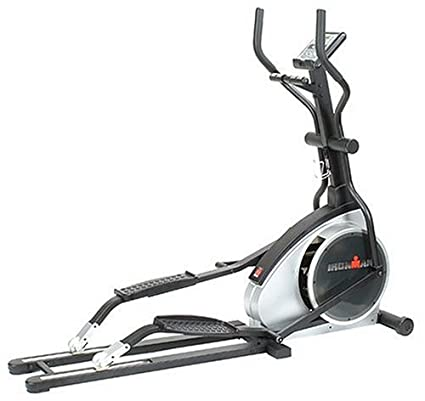 IRONMAN 500e Magnetic Resistance DLX Programmable EKG Elliptical Machine