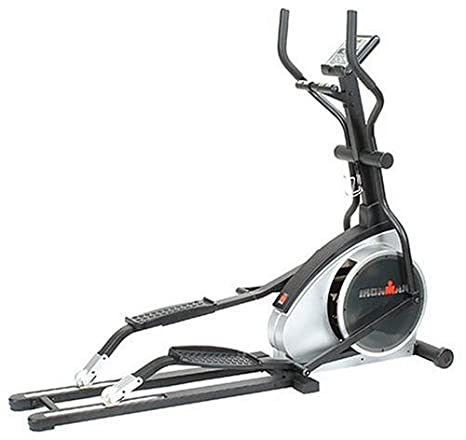 Amazon.com : IRONMAN 500e Magnetic Resistance DLX Programmable EKG Elliptical Machine : Elliptical Trainers : Sports & Outdoors